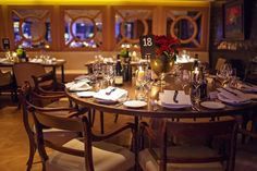 private/group dining