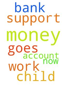 My money from work child support goes into my bank - My money from work child support goes into my bank account now in Jesus name amen Posted at: https://prayerrequest.com/t/kzp #pray #prayer #request #prayerrequest