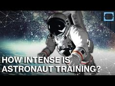 Could You Handle Being An Astronaut? - YouTube 6th Grade Science, Space Facts, Operations Management, School Programs, School Lessons, Big Fish, Science Lessons, Space Exploration, Make It Through