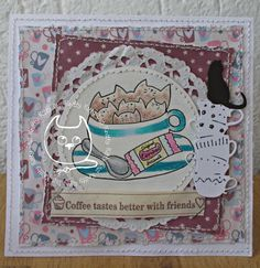 DT card made for knitty kitty 04-07-2018