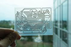 Georgia Tech's printed circuit technique could make it cheaper and faster for professionals and DIYers to...