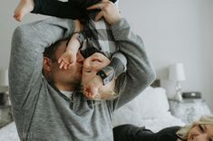 Is a family lifestyle session at home right for you? | jean smith photography