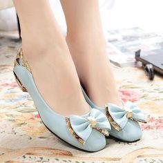 zapatos lindos bajos - Buscar con Google