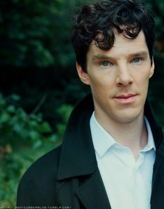 Dear Benedict...one of the things I want to do so much to you is play with your errant curl. May I please do that? I promise not to bite...much.
