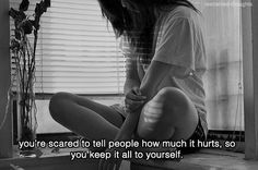 Depression Hurts (Depressing Quotes) 0084 2