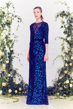 Jenny Packham Resort 2016 - Collection - Gallery - Style.com http://www.style.com/slideshows/fashion-shows/resort-2016/jenny-packham/collection