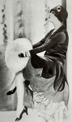 1927  Vestido después de mediodía
