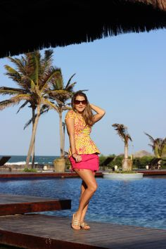 energy, beach, Miss Lola, Arezzo, Look of the day, catwalk show
