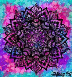 No photo description available. Mandala Doodle, Mandala Drawing, Doodle Art, Cute Wallpapers, Wallpaper Backgrounds, Iphone Wallpaper, Wallpaper Fofos, Mandala Artwork, Merian