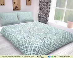 Bhagyoday FashionsTM Twin Ombre Reversible Indian Duvet Doona Cover Comforter Mandala Hippie Bohemian Quilt Cover Art With Pillow Cover inch Handmade Duvet Covers, Modern Duvet Covers, 100 Cotton Duvet Covers, Bed Covers, Duvet Cover Sets, Handmade Bedding, Bohemian Quilt, Bohemian Bedspread, Plum Bedding