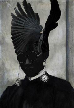 Duistere collages van Igor Skaletsky « EYEspired