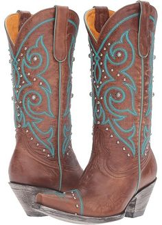 Old Gringo - Marcel Cowboy Boots. Cowboy boot fashions. I'm an affiliate marketer. When you click on a link or buy from the retailer, I earn a commission.
