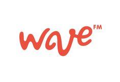 Wave FM - #logotype design by Gregory Klarfeld, via Behance