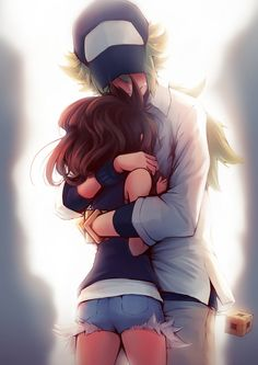 Just wanna hold you by *RiceGnat on deviantART