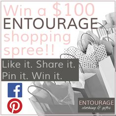 Like and Share it on Facebook, then Pin it on Pinterest to win!!   www.facebook.com/...
