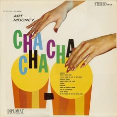 """cha cha cha – ARChive of Contemporary Music, or """"Would You Take My Mind Out for a Walk"""" Lp Cover, Vinyl Cover, Cover Art, Easy Listening, Musica Salsa, Champion, Afro Cuban, Pochette Album, Salsa Dancing"""