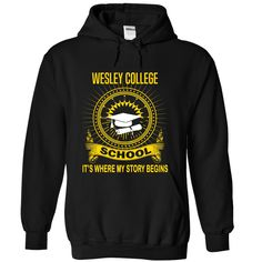 Wesley College - Its where my story begins!