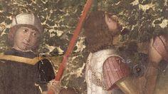 Michele da Verona - dettaglio crocifissione brera Verona, Painting, Art, Italian Painters, Art Background, Painting Art, Paintings, Kunst, Drawings