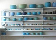 studio of ceramic artist ALEV EBÜZZIYA SIESBYE