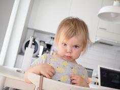 Neljävuotiaan silmin | But I'm a human not a sandwich