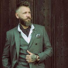 cravat-club:    FELIX - Black with White Polka Dots Printed Silk Cravat  http://ift.tt/29rFq5Q  #cravat #cravats #ascots #ascot #ascottie #ascotties #pocketsquare #pocketsquares #madeinuk #madeinengland #madeinbritain #cravatclub #london #gentleman #menswear #style #mensstyle #mens #dapper #sartorial #sharp #distinguishedgentleman #groom #wedding #weddingideas #weddinginspiration #weddings #groomswear #sprezzatura #beardgang