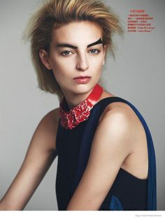 M: Rose Smith, P: Yossi Michaeli, S: Jen Patryn (Vogue Taiwan August 2014)