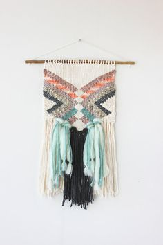 Weaving Wall Hanging diy wall hanging inspiration: essential techniques   diy wall