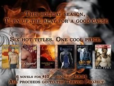 Hot Reads for The Trevor Project - http://goo.gl/6GHMK9