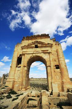 Archeologie - Tunisia