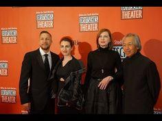 West Side Story Premierengäste in München am 20.03.2014 @ Red Carpet vor dem Deutschen Theater