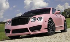 pink bentley vitesse rose. only 3 are going to be made. why was i born not a millionaire? New Hip Hop Beats Uploaded EVERY SINGLE DAY  www.kidDyno.com