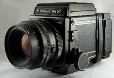 Mamiya RB67 Pro SD  Nice 6x7 camera :)