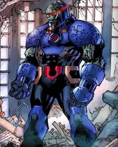 Darkseid God of all Evil