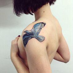 Tattoo Artist: Alisa Tesla