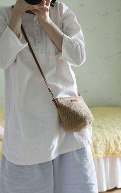 Crochet Pouch, Crochet Cross, Love Crochet, Knit Crochet, Crochet Handbags, Crochet Purses, Craft Bags, Linen Bag, Fabric Bags