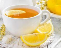 Thé au citron détox à moins de 50 calories