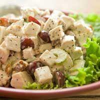 Savory Chicken Salad with True Lemon and True Orange