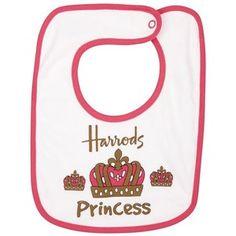 Harrods Princess Bib