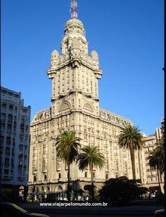 Palácio Salvo  -  Montevideo -  Uruguay