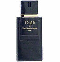 Tsar 3.4 oz. Eau De Toilette Spray For Men by Vancleaf. $49.99. Eau Du Tsar Cologne by Van Cleef & Arpels, Launched in 1998.. A fruity blend of melon, pineapple, grapefruit, lavender, sandalwood and finishing off with oakmoss.. Eau de tsar is recommended for daytime wear.. Eau De Tsar by van cleef & arpels is a refreshing, invigorating masculine scent.. TSAR 3.4 FL. OZ. EAU DE TOILETTE SPRAY MEN. DESIGNER:VANCLEAF& ARPELS