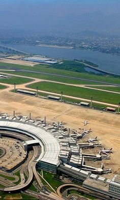 The Rio de Janeiro/Galeao - Antonio Carlos Jobim International Airport