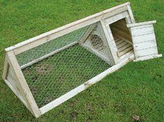 Een groot konijnenhok buiten of een kleiner hok? Voor degelijke konijnenhokken  kun je bij Memenco terecht.