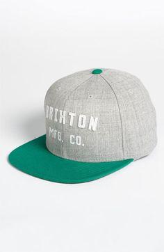 Brixton Arden Snapback Cap | Nordstrom