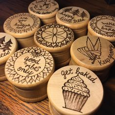 Coupon code: FEELTHELOVE for 20% off & Free shipping!! Valid until midnight on Valentine's Day❤️  Weed grinder Pot grinder  Herb grinder