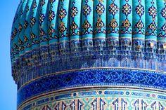 Khoja Ahmed Yasawi Mausoleum, Kazakhstan