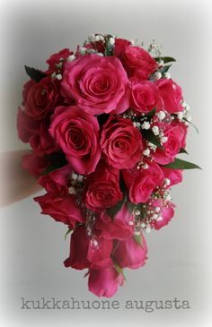 Kukkahuone Augusta :: photogallery Floral Wreath, Wreaths, Rose, Flowers, Plants, Home Decor, Floral Crown, Pink, Decoration Home
