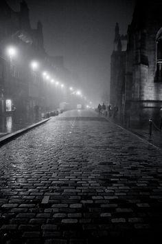 "500px / Photo ""The Royal Mile"" by Joel Cyr (I miss living in Edinburgh - such a wonderful city)"