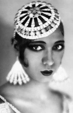 Josephine Baker did some spying for the French resistance during WWII