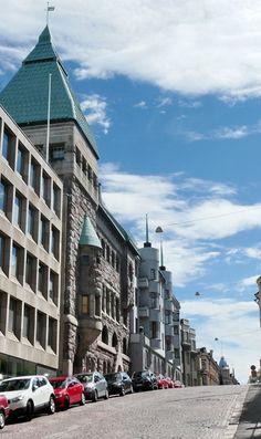 Helsinki, Finland Copyright: Vitaly Bichayev