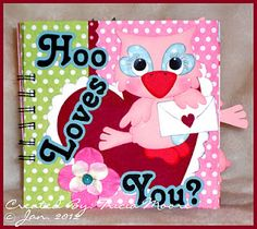 So cute...Made by Little Scraps of Heaven Designs